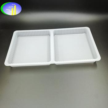 PP料一次性塑料曲奇零食托盘 1