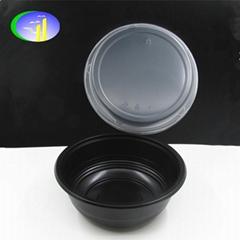 FDA标准圆形外卖食物碗