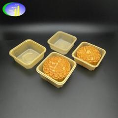 Plastic mooncake tray