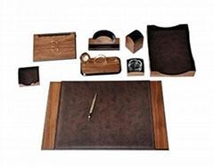 Karizma Desk Set 9 Pieces - By Guner Ofis - Made in Turkey
