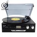 2019 classic vinyl record gramophone usb