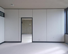Free Design Movable Partition Elegant Partition Wall Interior Sliding Doors