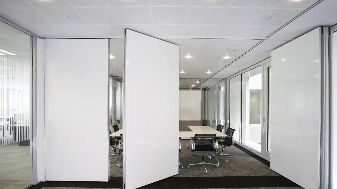 免费设计可移动隔断优雅的隔墙内部滑动门 3