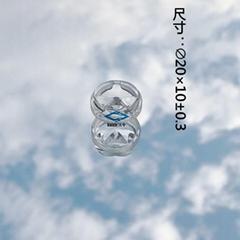 异形高硼硅玻璃器件