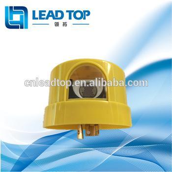 UL Approved 480V Photocell Sensor Photo Control 1