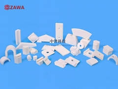 High Alumina Purity Special-Shaped Tile