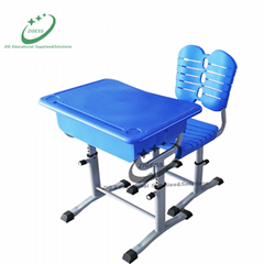 Adjustable School Desk and Chair