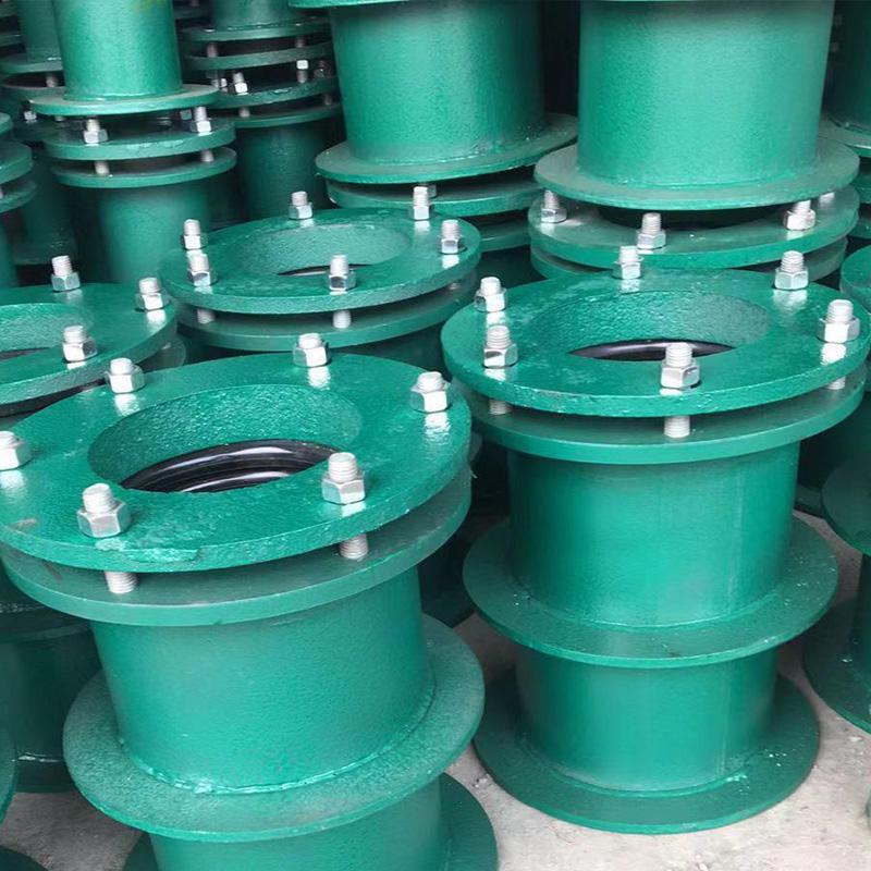 鋼性防水套管 1