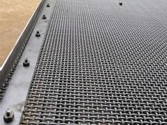 screen mesh for screening and crushing