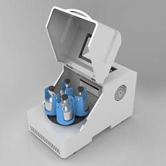 實驗室行星式球磨機中西藥小型納米級粉碎混合研磨儀