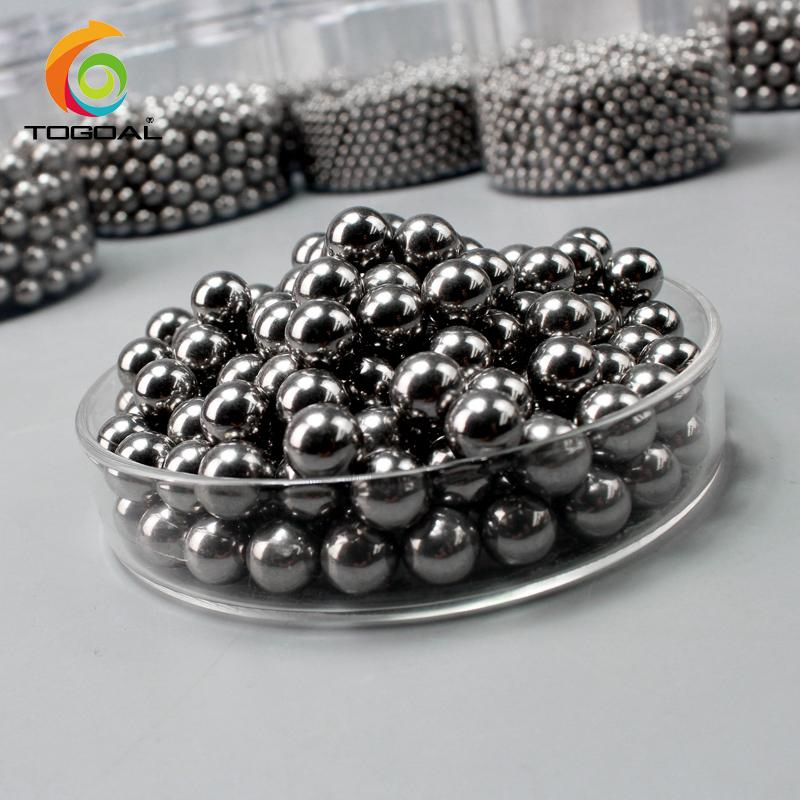 Togoal 5mm Tungsten Carbide Lab Planetary Ball Mill Grinding Ball Media Balls  3