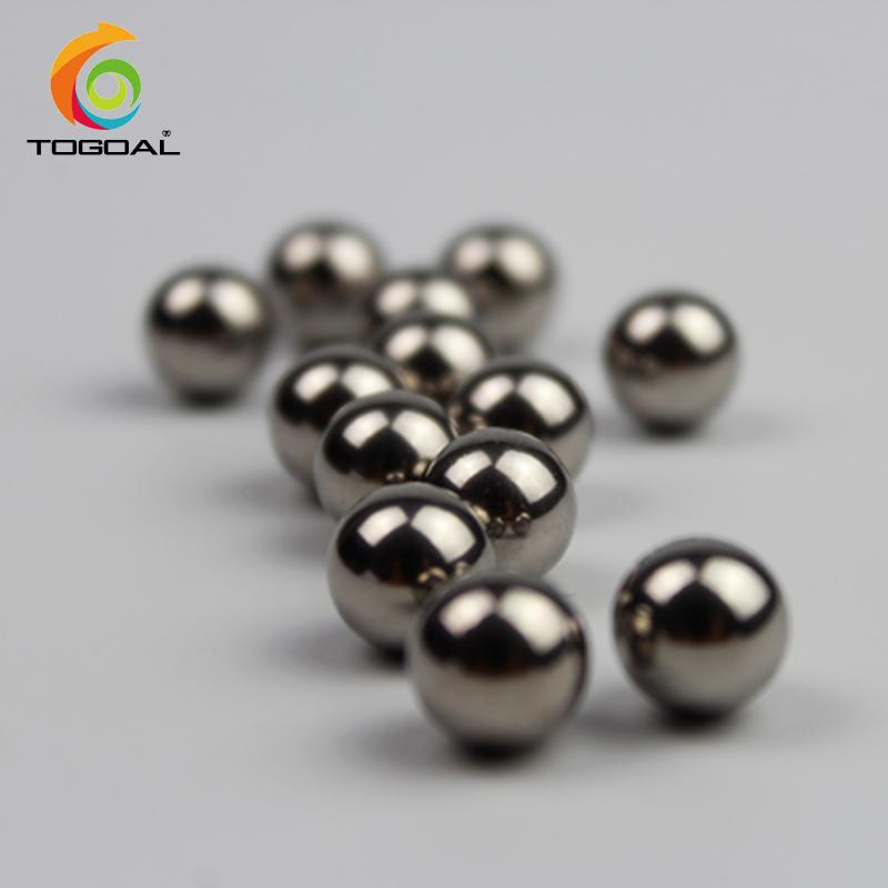 Polished 304 Stainless Steel Grinding Balls for Planetary Ball Mill 3
