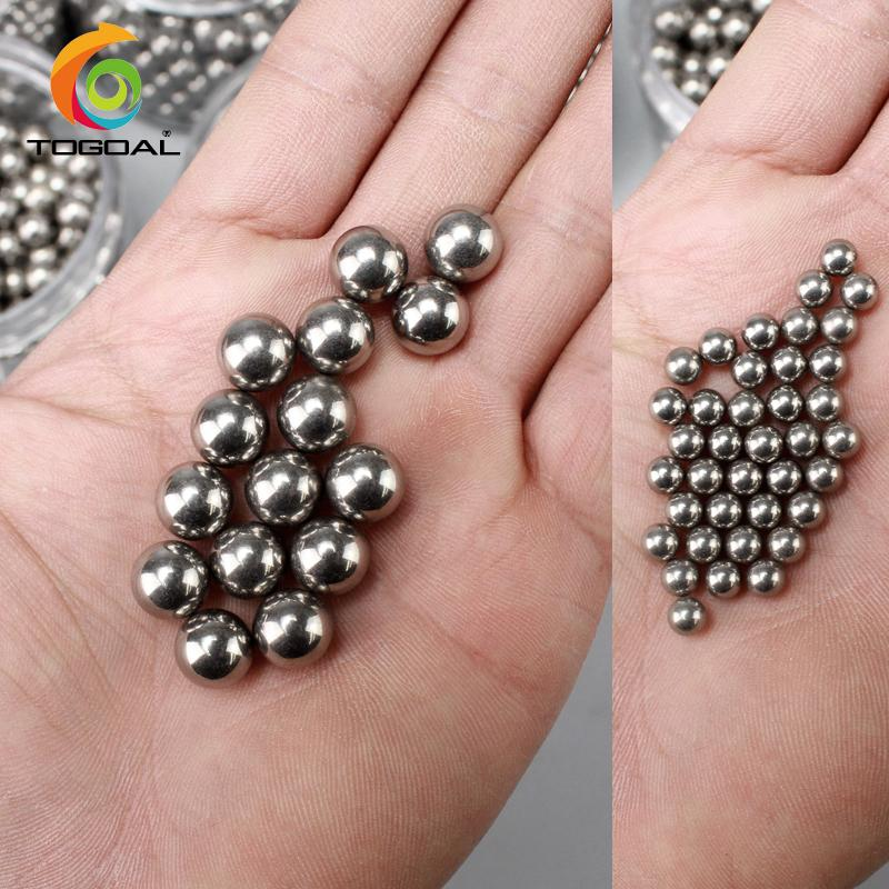 Polished 304 Stainless Steel Grinding Balls for Planetary Ball Mill 4