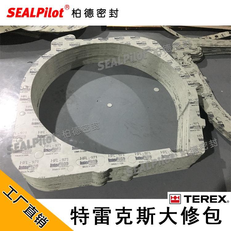 Interface無石棉橡膠板特雷克斯挖掘機礦機大修理包 2