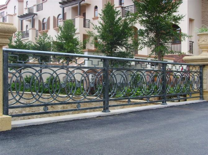 铁艺栏杆 2
