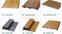 户外工程专用木塑地板墙板
