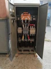 190KW全銅自耦減壓起動櫃帶制砂機控制櫃