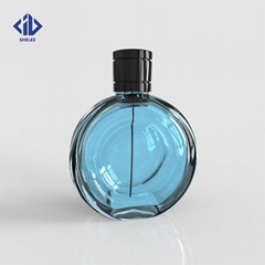 Best price China glass perfume bottles