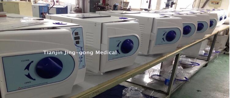 高压蒸汽灭菌器带打印 3
