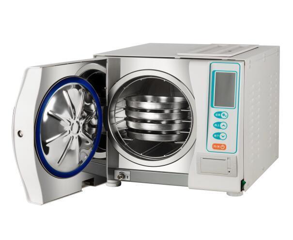 高压蒸汽灭菌器带打印 2