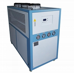 AIr cooled industrial water chiller for cooling system