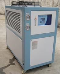 Industrial chillers price good system 1.2KW screw laser water cooled chillers