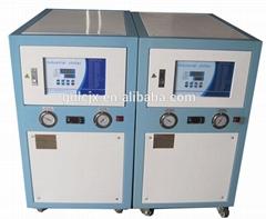 lechang industrial screw compressor type water chiller