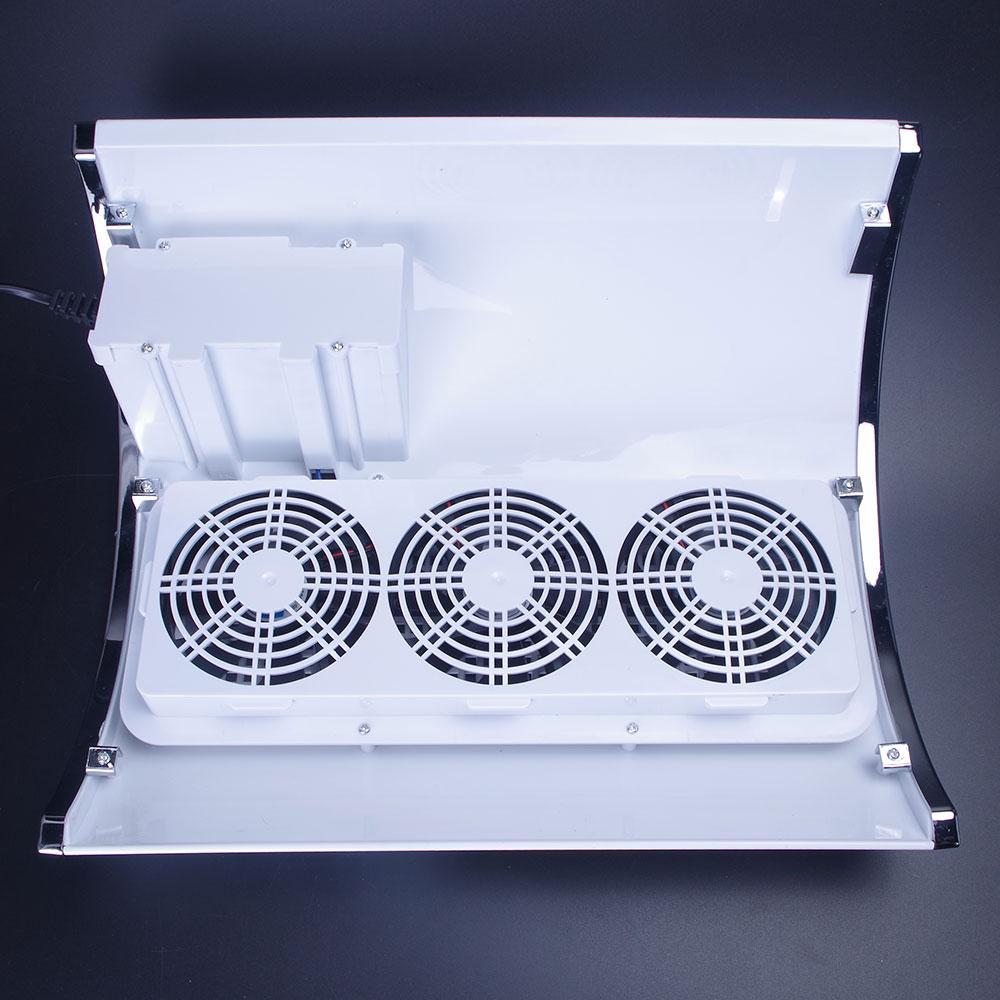 Factory direct nail art three fan vacuum cleaner Nail vacuum cleaner 2