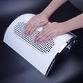 Factory direct nail art three fan vacuum cleaner Nail vacuum cleaner 5