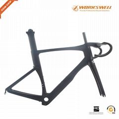 Super Light Di2 matt glossy Carbon Bicycle Frame