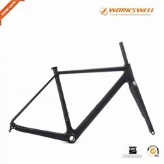 disc brake cyclocross frames bicycle