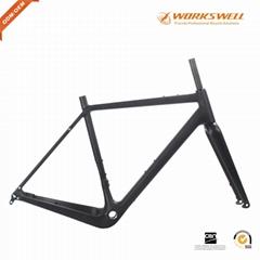 700*40C disk brake di2 carbon fiber cyclecross bicycle frames