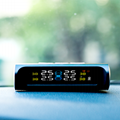 High-quality Smart Wireless Solar-powered Tire Pressure Monitor System Internal  5