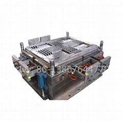 Plastic pallet mould  plastic injection mould maker