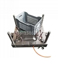 Plastic Leaking Basket Mould Bread Crate