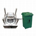 Plastic Injection Mold for Outdoor