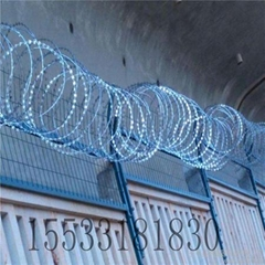 Razor Barbed Wire|Protective net|Wire cage
