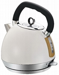 STAINLESS STEEL KETTLE  HOME APPLIANCE