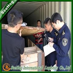 customs broker service Beijing port