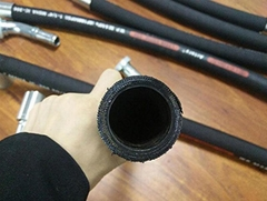 4000 SUPER ARTERY WIRE BRAID HYDRAULIC RUBBER HOSE