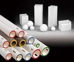 Ceramic roller for high temperature kiln