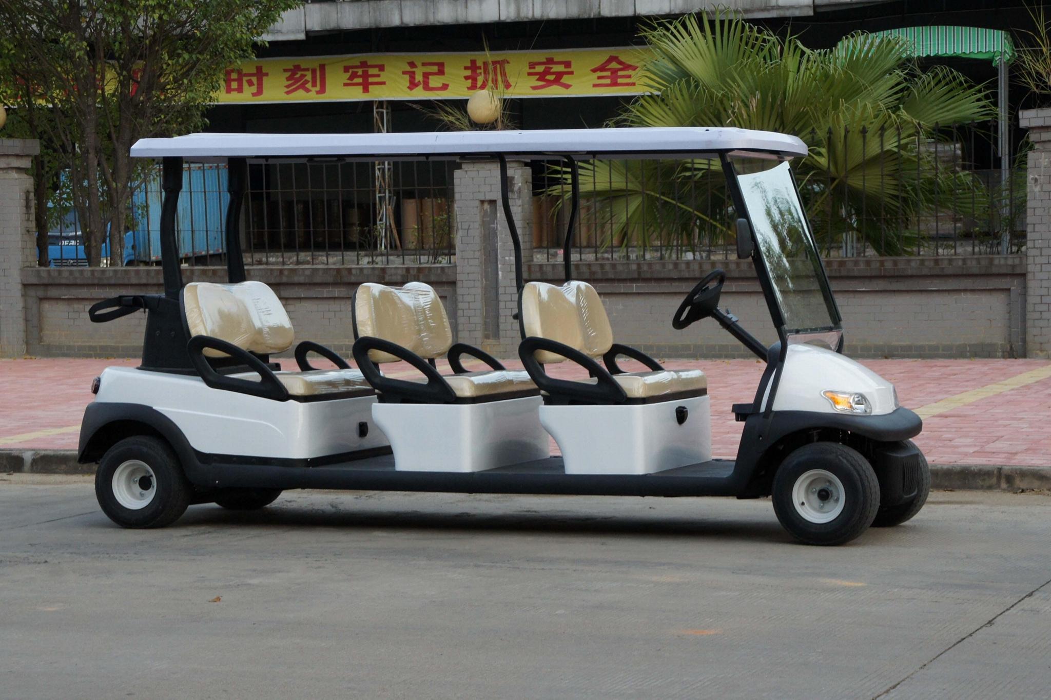 東莞A1S6電動觀光車廠家直銷 2