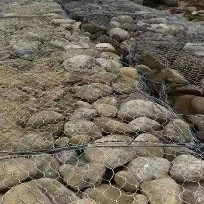 安平丝网石笼网镀锌石笼网厂家销售 2
