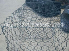 河北丝网石笼网包塑石笼网厂家销售