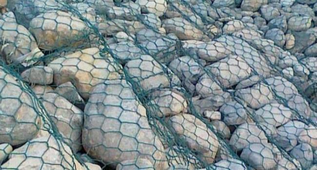 河北絲網石籠網包塑石籠網廠家銷售 2