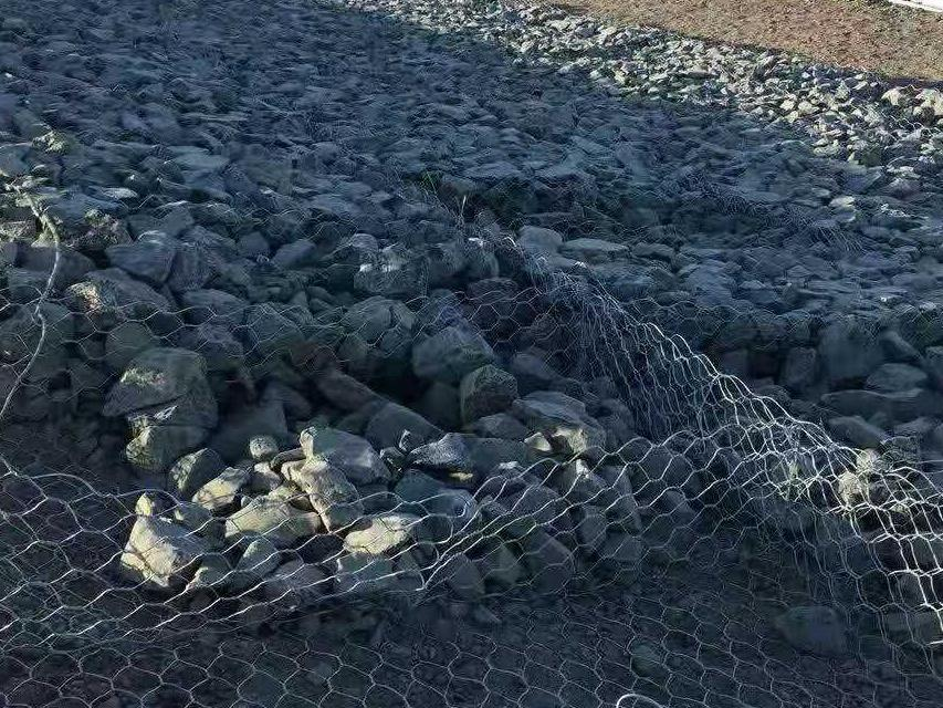 河北絲網生產銷售石籠護墊防滑石籠護墊諾華品牌銷售 2