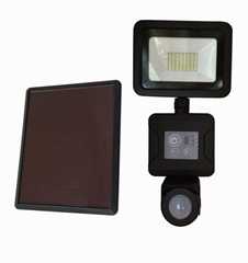 solar security light with 500lumens