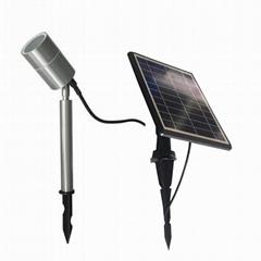 Garden Solar Spotlight