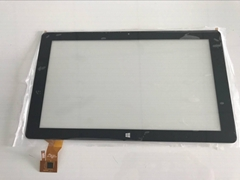 Touch screen for electronic product