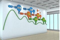 泰安形象墙文化墙设计